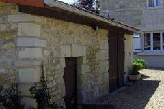 Garage and Wine Cellar