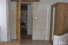 Gite Downstairs Bedroom