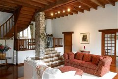 Living-room - 7m x 7m