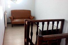 Study area, top floor
