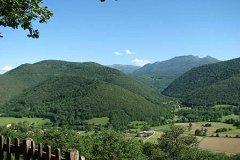 The Sauveterre Valley