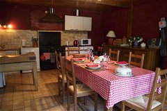 Farmhouse. Kitchen diner