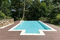 Pool from House