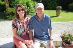 Australian Hosts (Mark & Margy)
