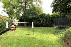 Games Area for Football, Badminton, Cricket etc