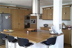 Bespoke Kitchen 5.5m x 3.4m