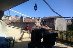 2nd floor Roof top Terrasse