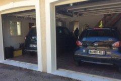 2 Car garage