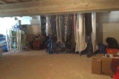 Large Storage above Garage