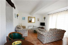 Apartment 1 - lounge area