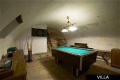 Villa - pool room