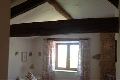 Les Boulins (sleeps 10) one of the three double ensuite bedrooms