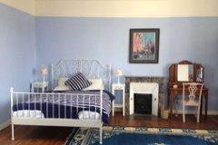 Les Ardoises Master Bedroom