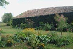 Barn and Well
