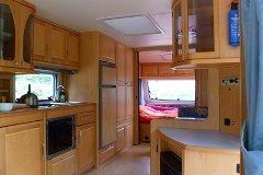 Jungle Lake Caravan