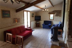 Gite Sitting Room 2
