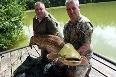 Catfish 76lbs