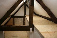 Main house attic