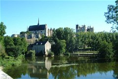 Montreuil-Bellay's Chateau