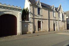 main house street facade