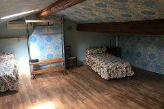 Bedroom # 5 second floor attic conversion