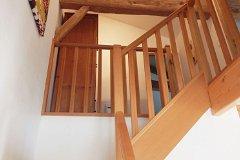 Gite 2 stairwell