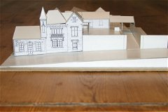 architect's maquette