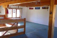 Open plan mezzanine