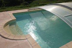 12m x 6m Saltwater pool