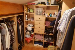 Walk-in Wardrobe / Dressing Room (Off Main Bedroom)
