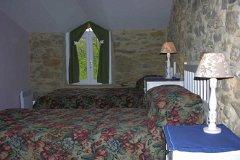 Gite Twin Bedroom