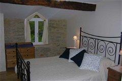 Gite Double Bedroom