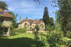 Manoir, Lodge & Garden