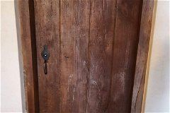 Orginal door in main house