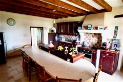 Kitchen main house