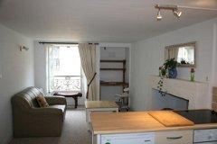 Apartment C lounge