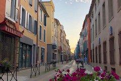 Apartment street - Rue de Verdun