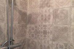 Shower - Italian tiles