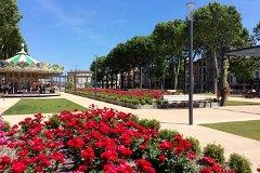 Beautiful park opposite apartment - Place de Gambetta