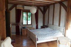 bedroom downstairs 1