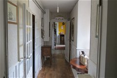 left entrance looking right towards sitting room