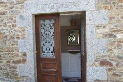 left entrance