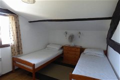 Matisse Twin Bedroom