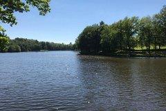 Lake nearby