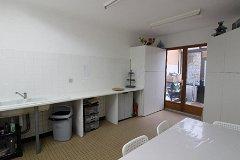Kitchen / craft room (ground floor)