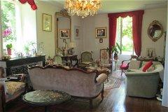 Maison de Maitre Living room
