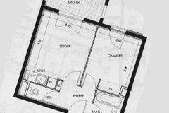 Floor Plan - not for contract