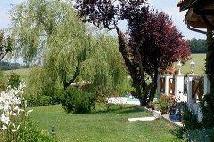 Garden Terrace & Pool