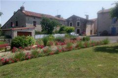 La Place Front of House 1