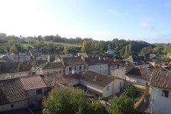 Charroux Village
